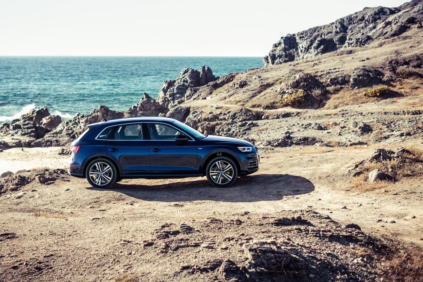 Der neue Audi Q5: Erste Probefahrt unter der mexikanischen Sonne 8