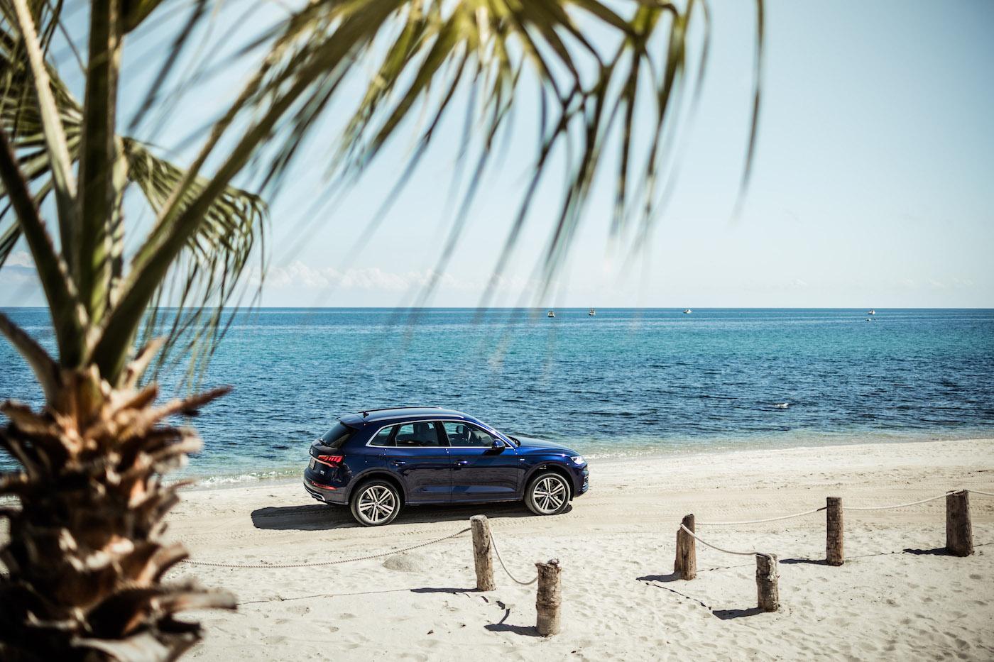 Der neue Audi Q5: Erste Probefahrt unter der mexikanischen Sonne 1