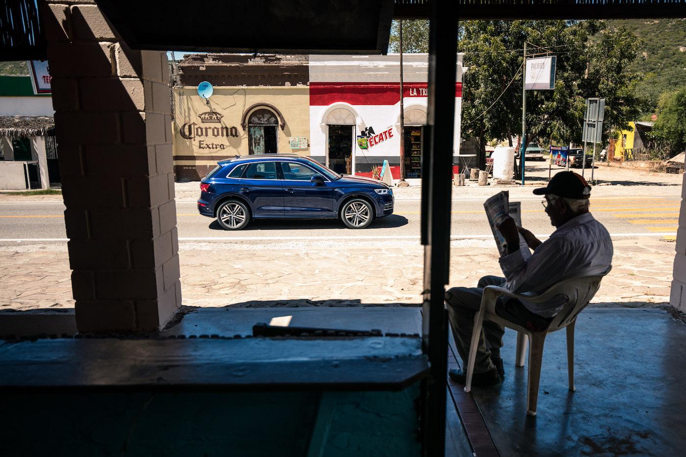 Der neue Audi Q5: Erste Probefahrt unter der mexikanischen Sonne 5