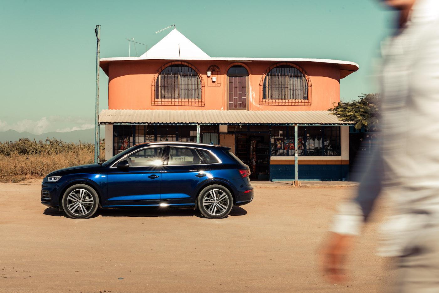 Der neue Audi Q5: Erste Probefahrt unter der mexikanischen Sonne 6