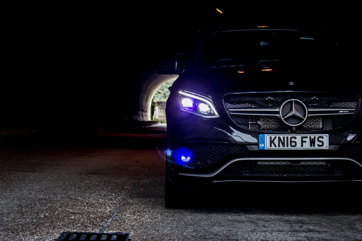 Coupe/SUV/Tank – The AMG GLE 63s 2