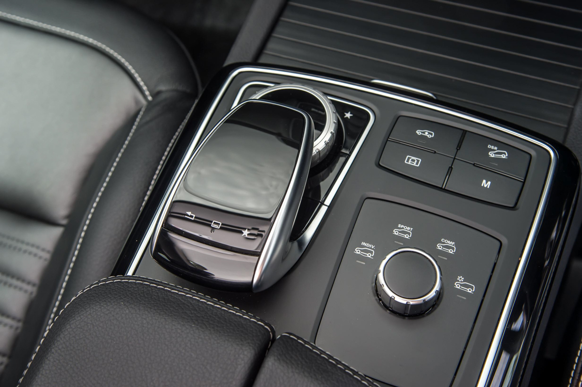 Coupe/SUV/Tank – The AMG GLE 63s 7