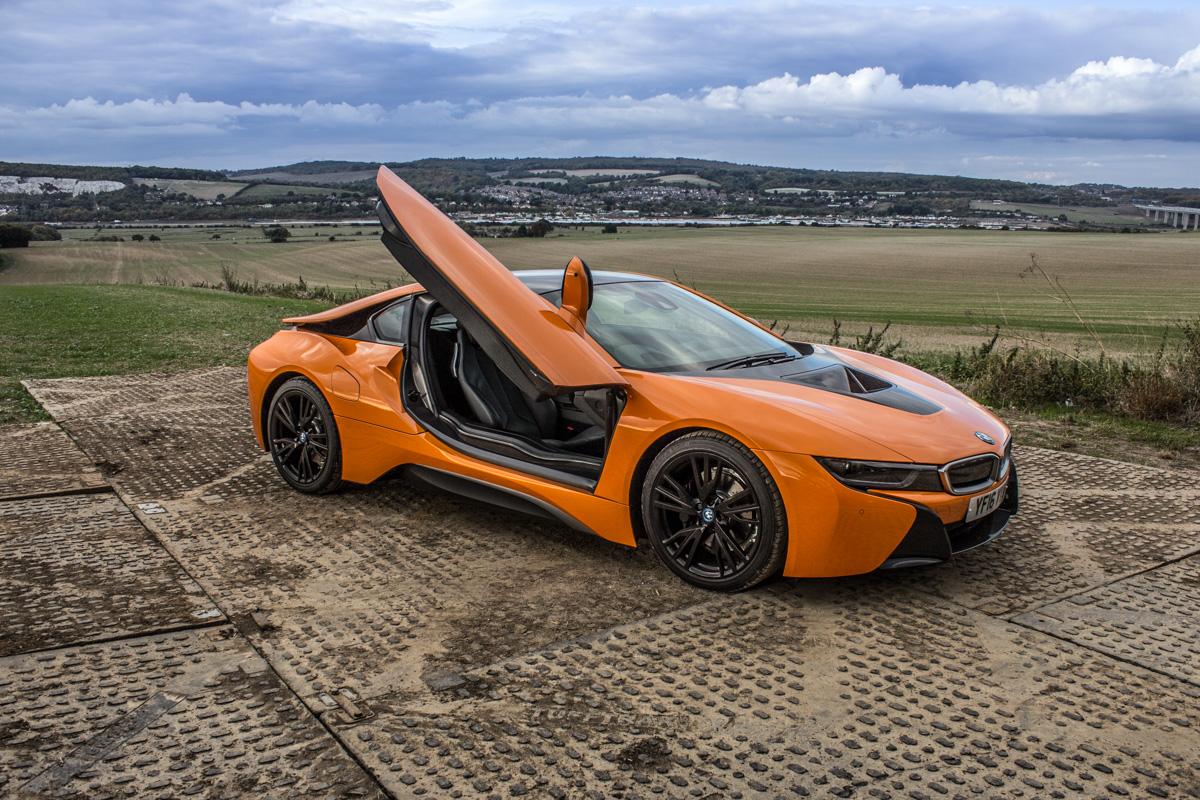 Hybrid Heaven in The BMW i8 1