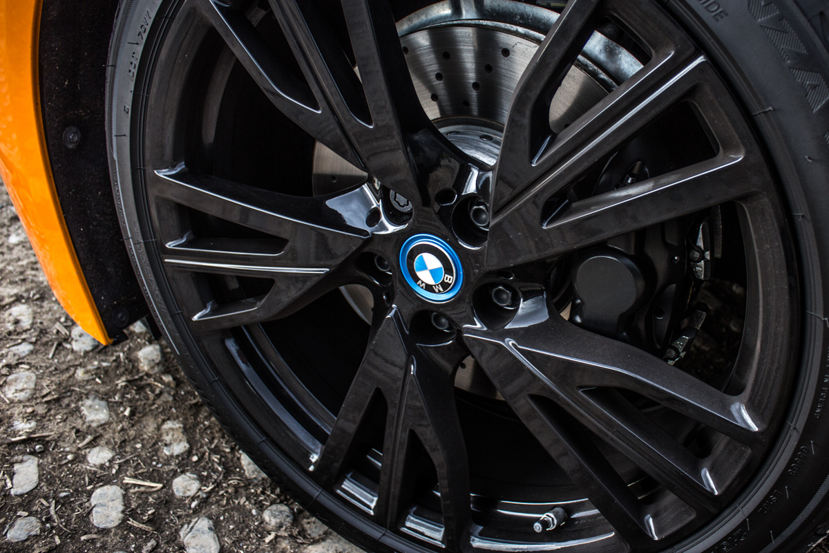 Hybrid Heaven in The BMW i8 6