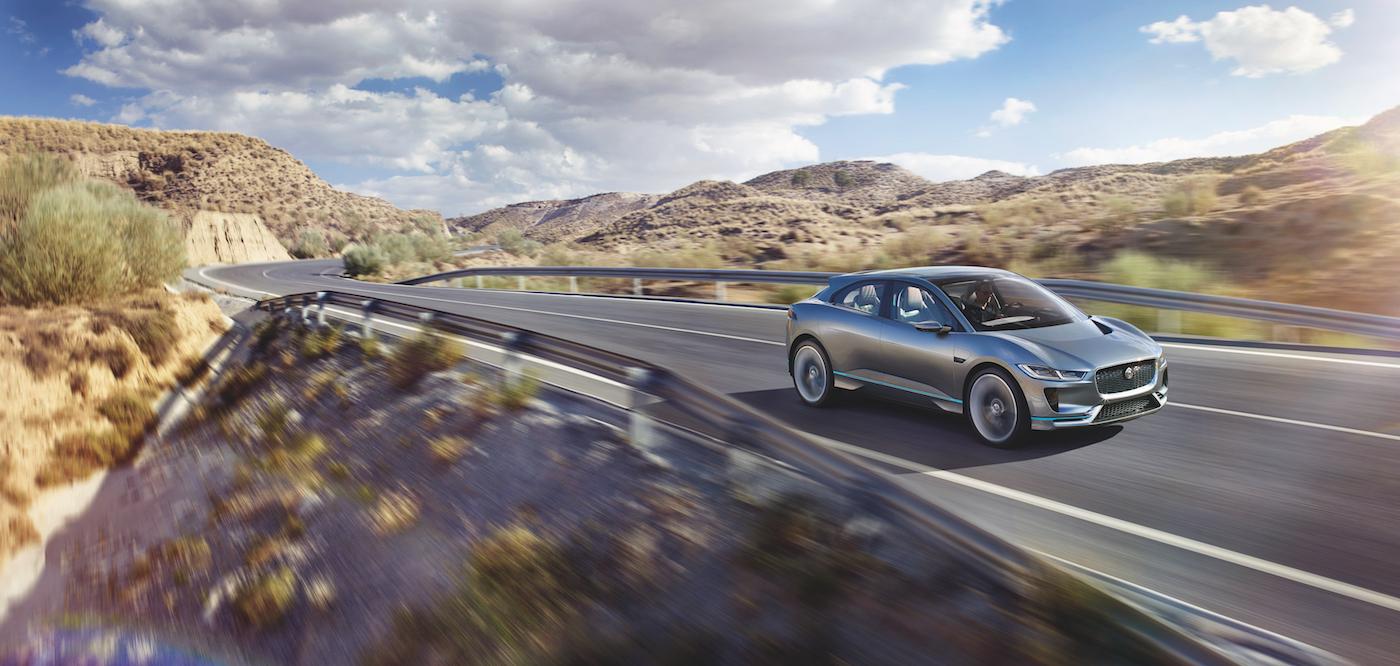 Der neue i-Pace: So will Jaguar Tesla & Co. angreifen 2