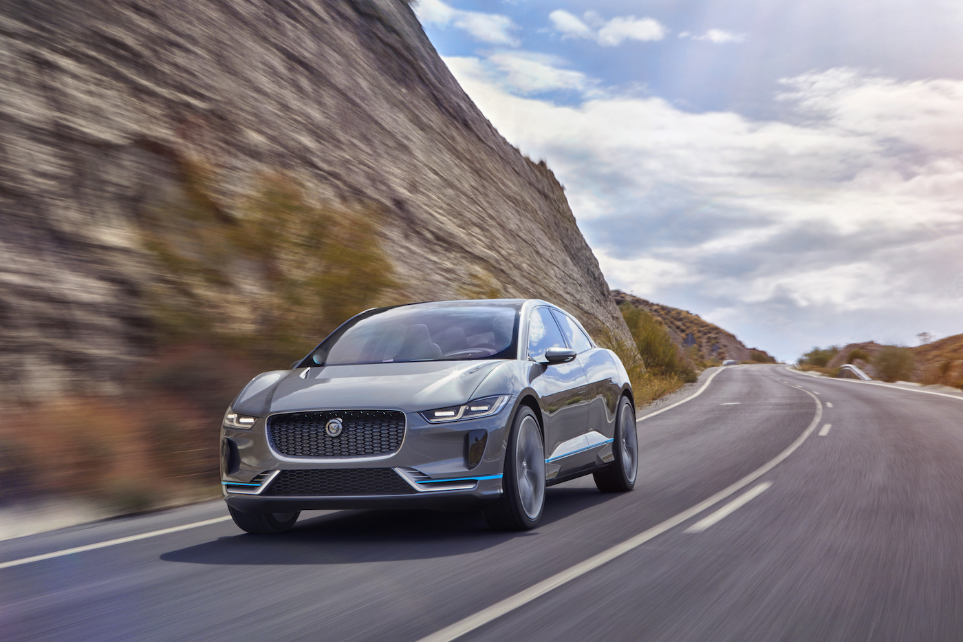 Der neue i-Pace: So will Jaguar Tesla & Co. angreifen 1