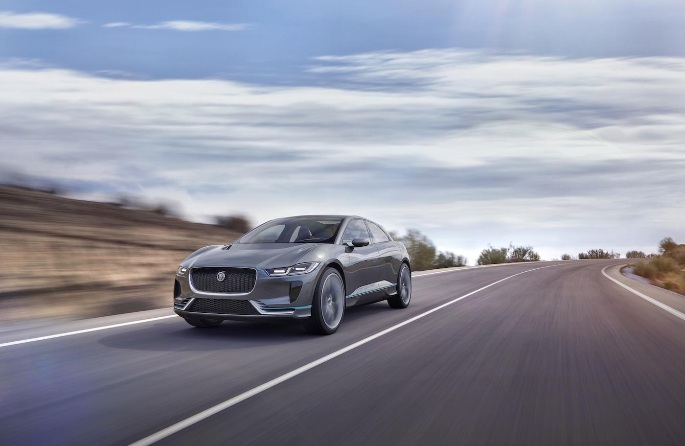 Der neue i-Pace: So will Jaguar Tesla & Co. angreifen 3