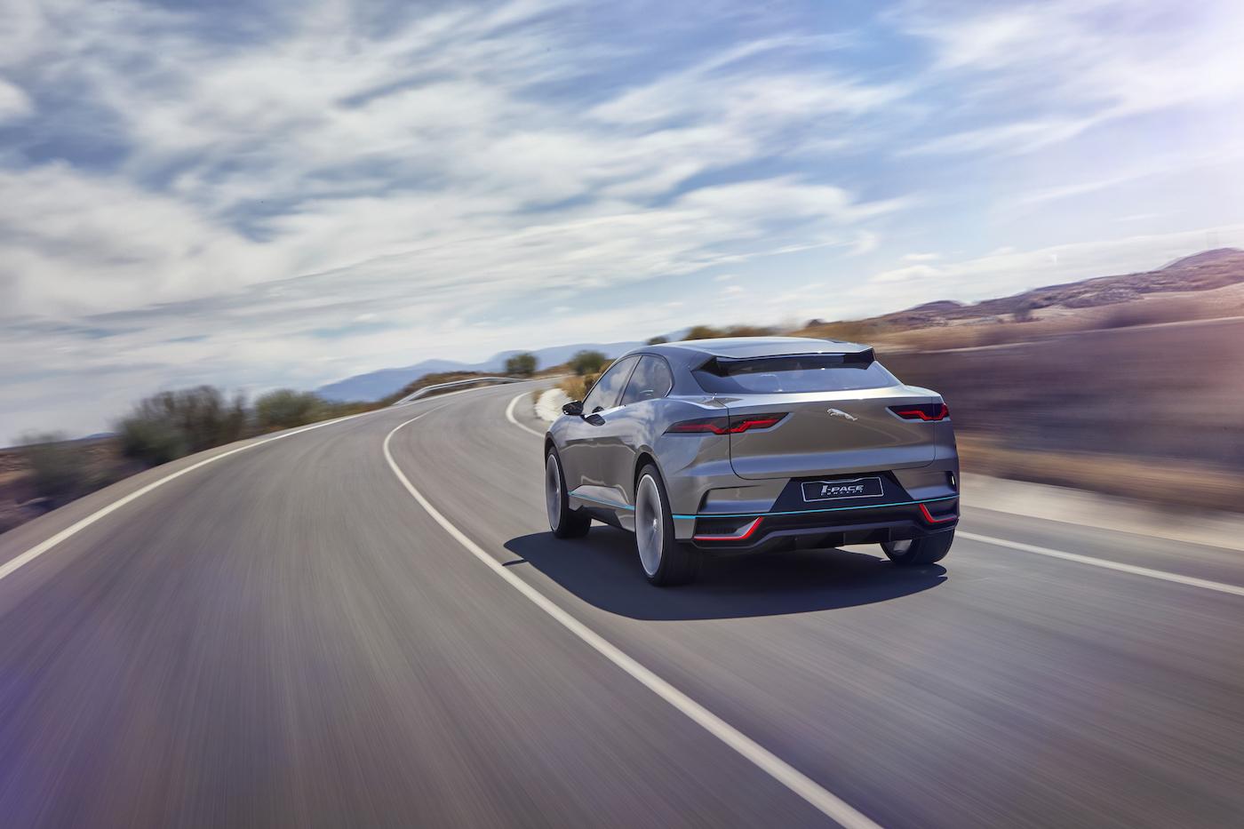 Der neue i-Pace: So will Jaguar Tesla & Co. angreifen 4