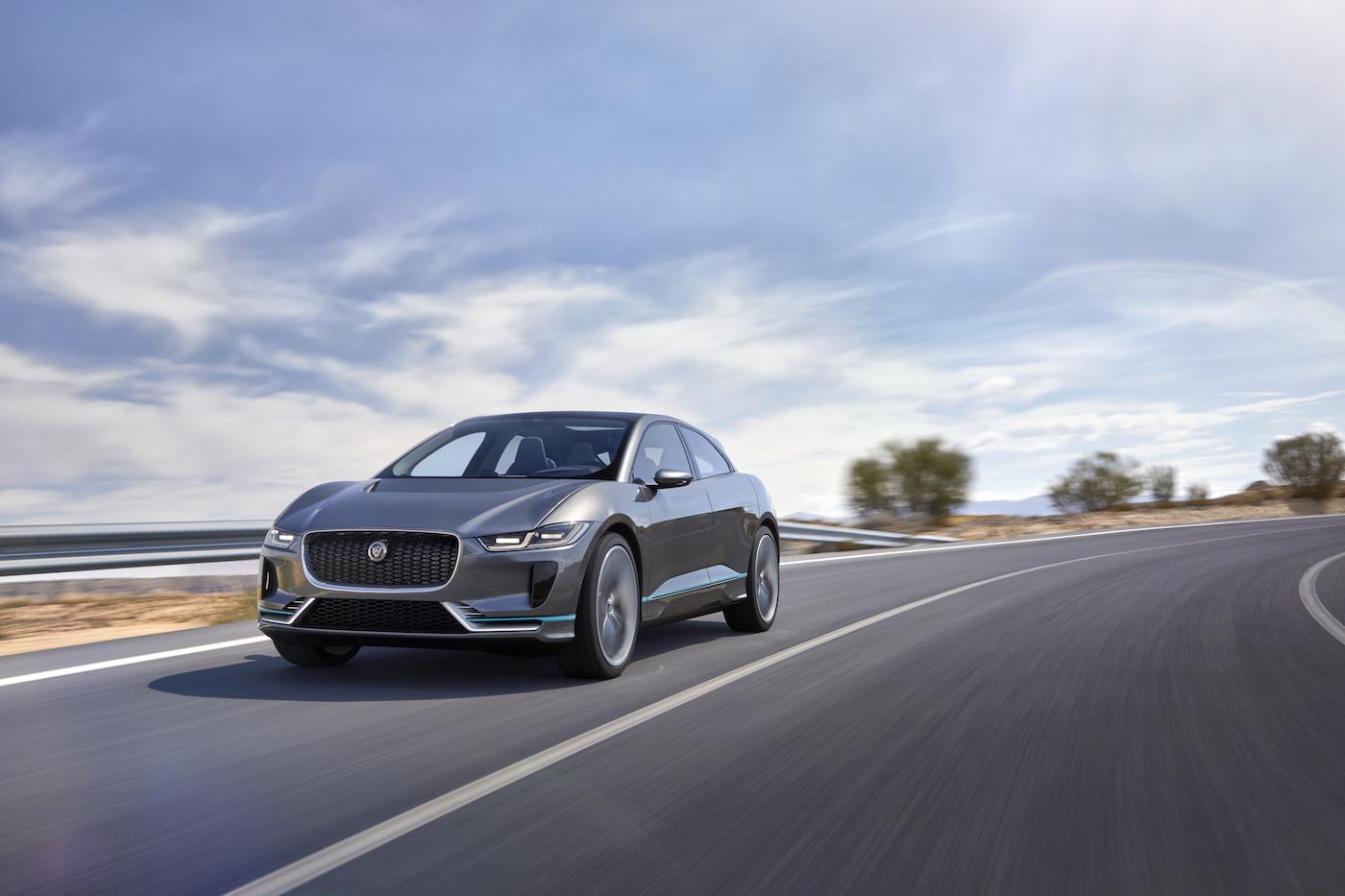 Der neue i-Pace: So will Jaguar Tesla & Co. angreifen 7