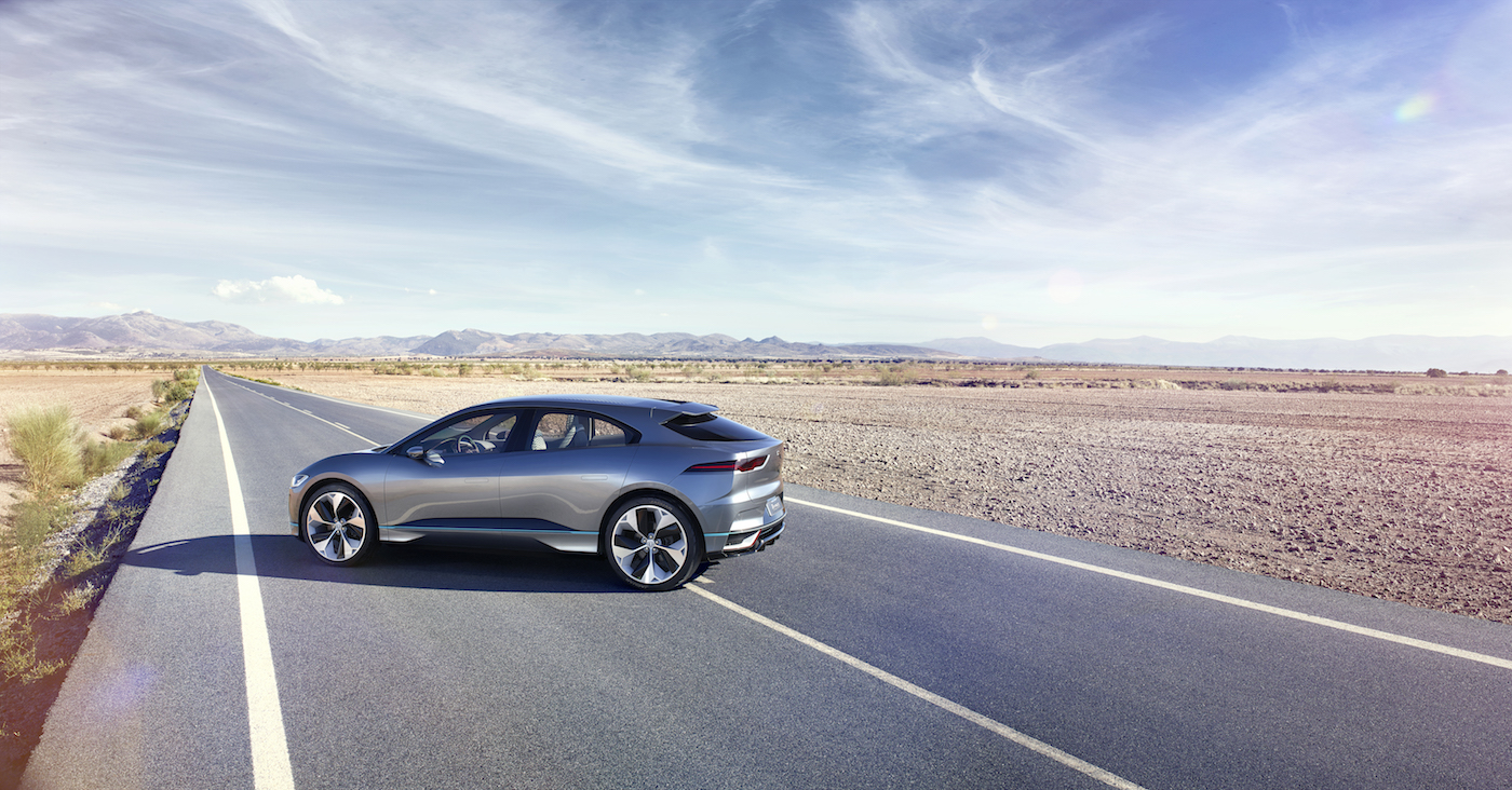 Der neue i-Pace: So will Jaguar Tesla & Co. angreifen 8