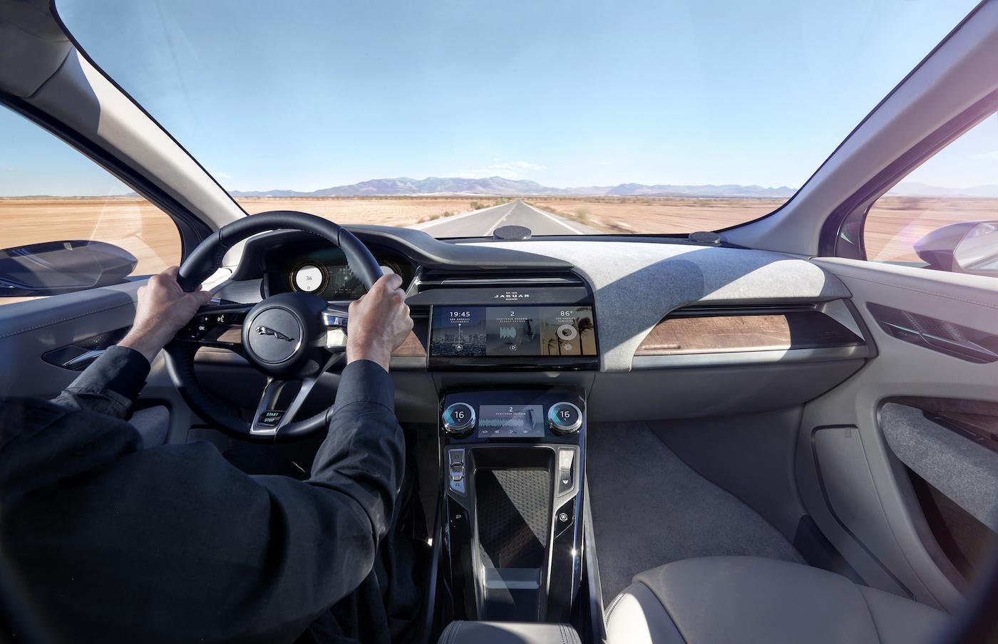 Der neue i-Pace: So will Jaguar Tesla & Co. angreifen 6