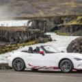 Im Cabrio über Island: Der neue Mazda MX-5