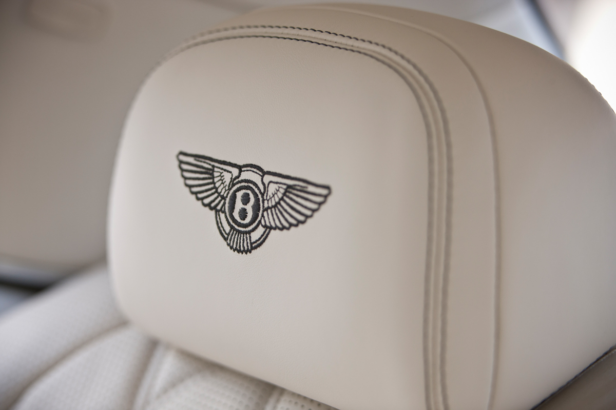 Pure Class – The Bentley Flying Spur W12 10