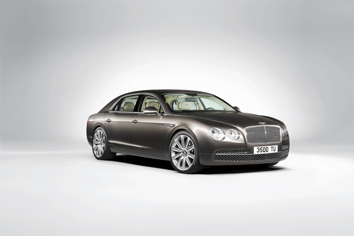 Pure Class – The Bentley Flying Spur W12 1