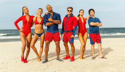 Offizieller 'Baywatch' Trailer mit Dwayne Johnson und Zac Efron