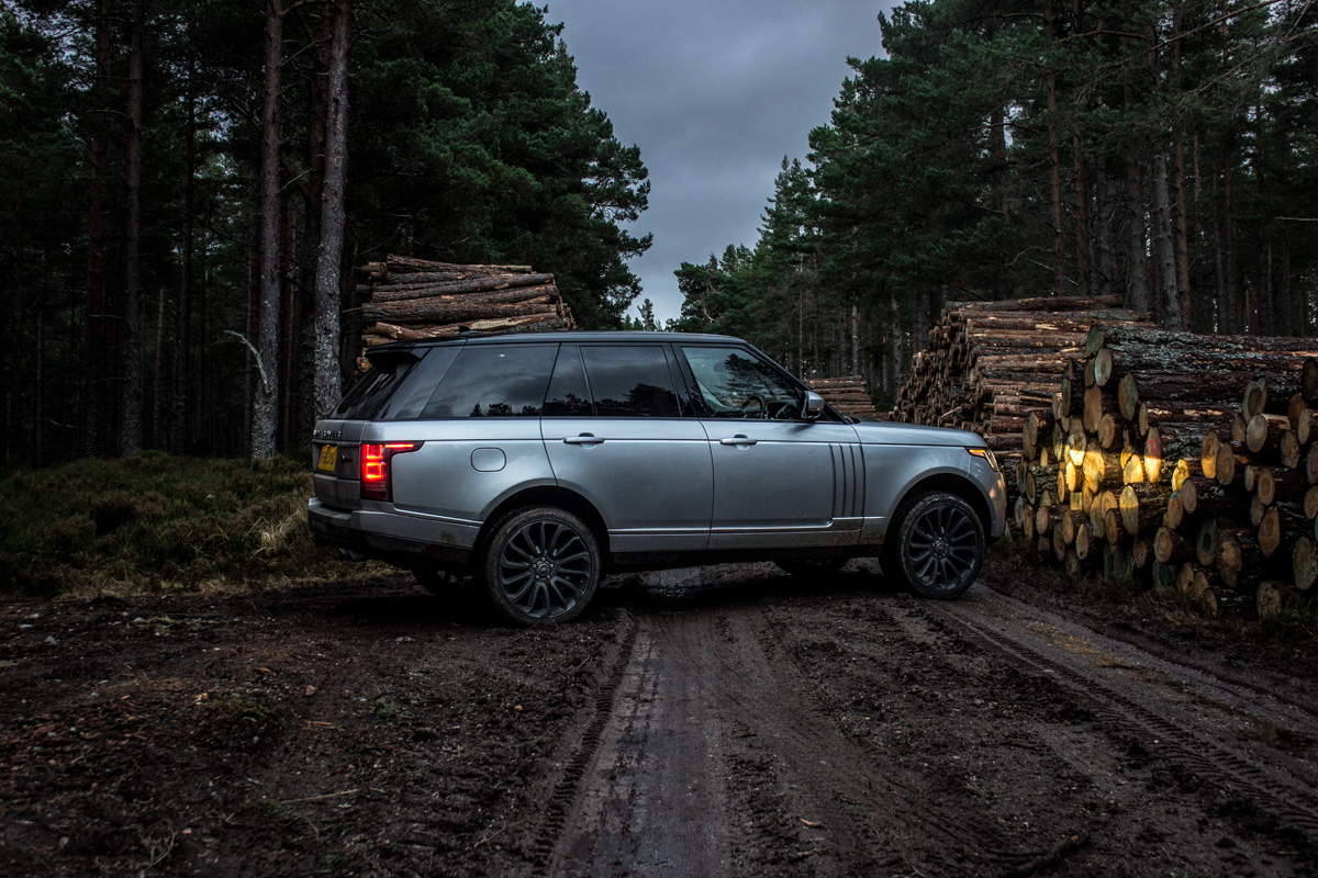 Highland Touring in The Range Rover SVAutobiography 8