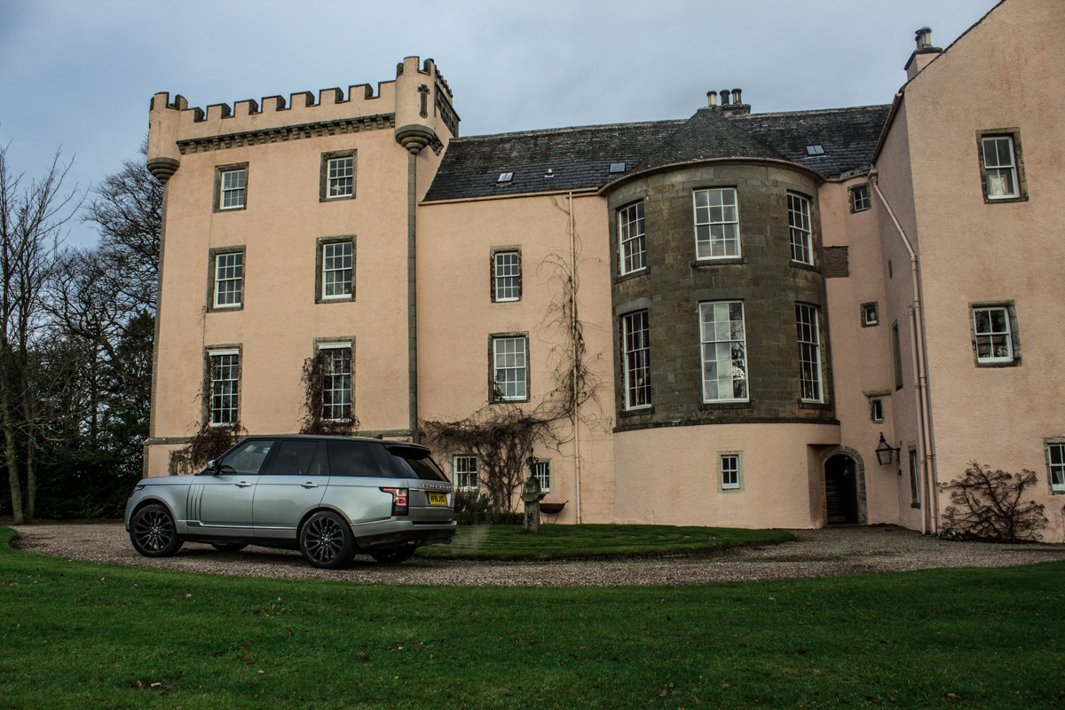 Highland Touring in The Range Rover SVAutobiography 18