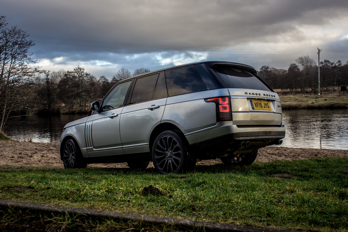 Highland Touring in The Range Rover SVAutobiography 17