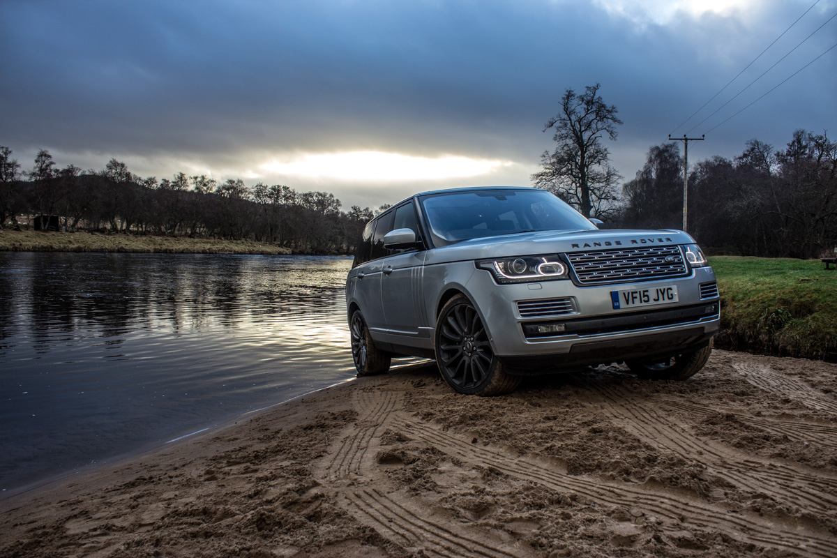 Highland Touring in The Range Rover SVAutobiography 7