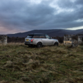 Highland Touring in The Range Rover SVAutobiography
