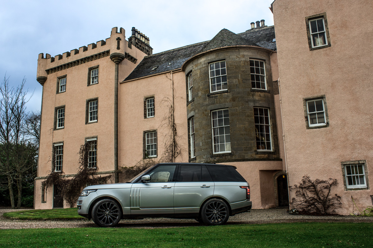 Highland Touring in The Range Rover SVAutobiography 9