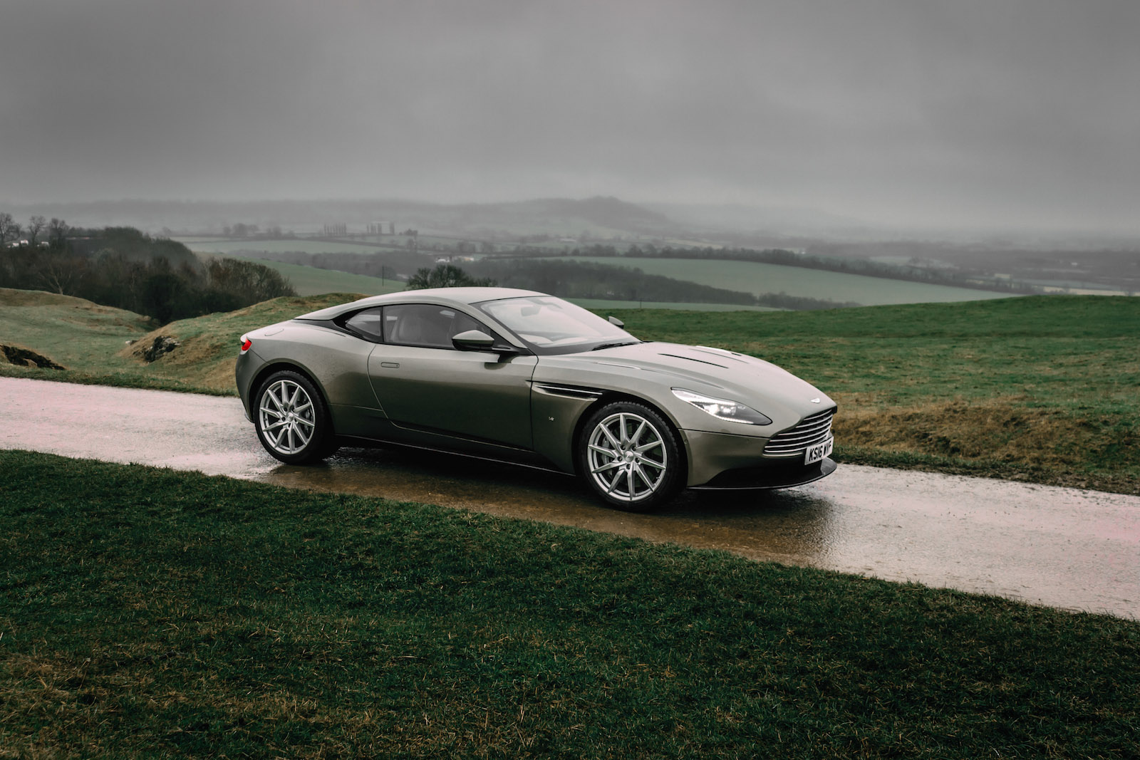GT Life With the Aston Martin DB11 2