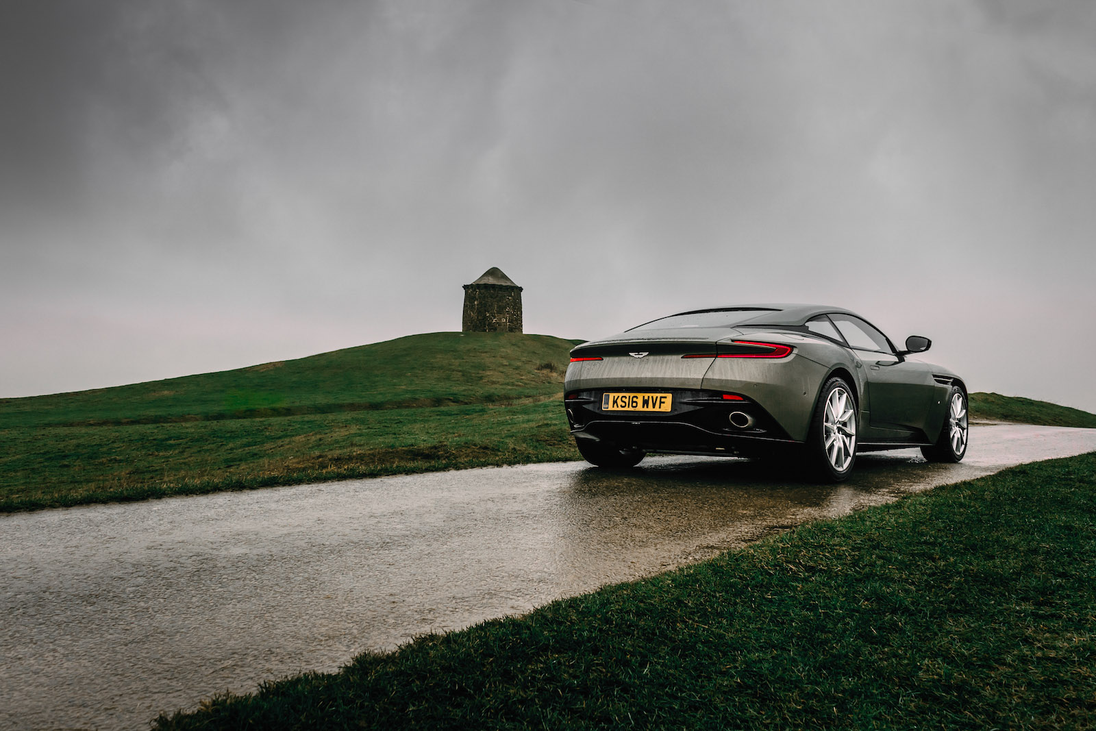 GT Life With the Aston Martin DB11 5