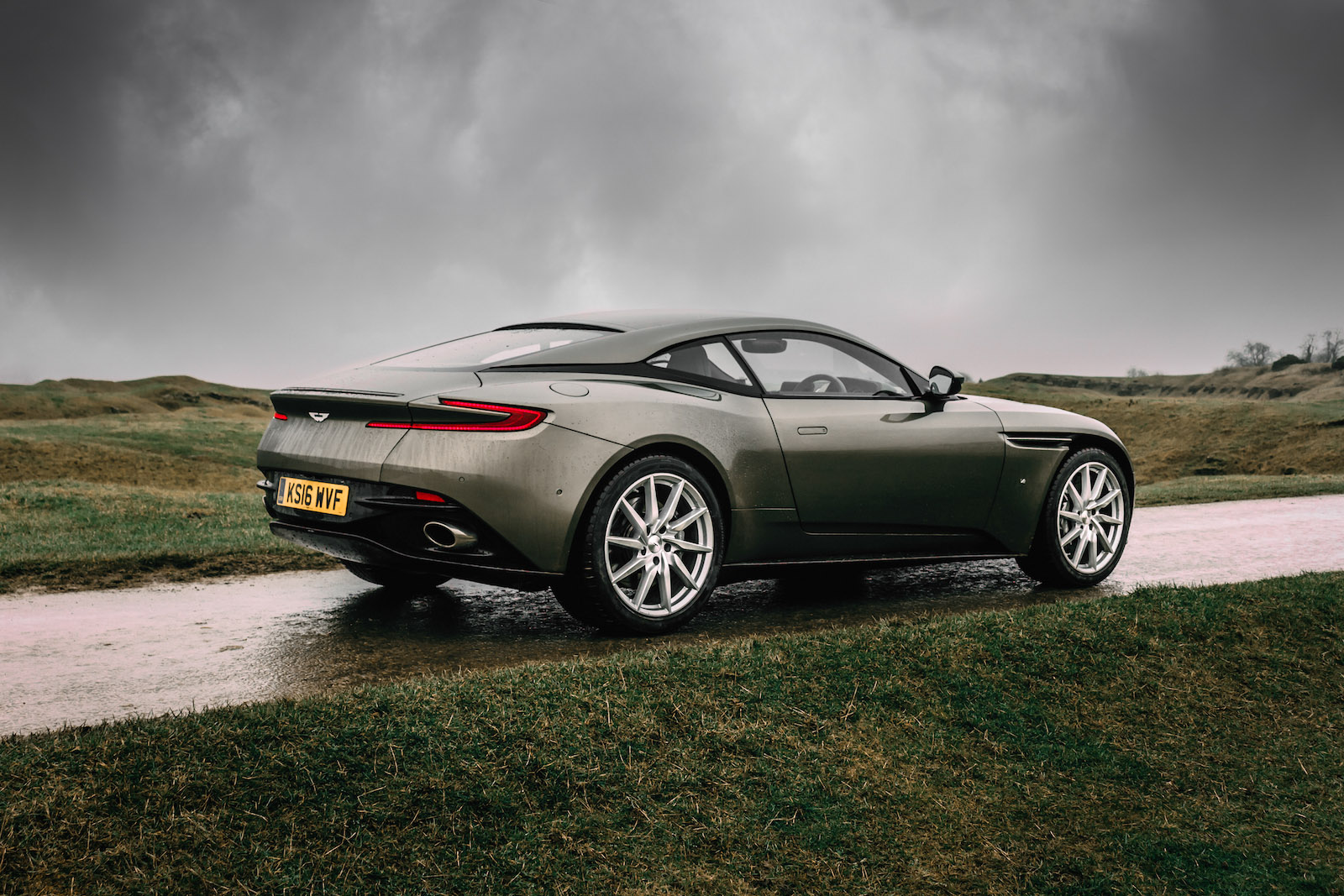 GT Life With the Aston Martin DB11 8