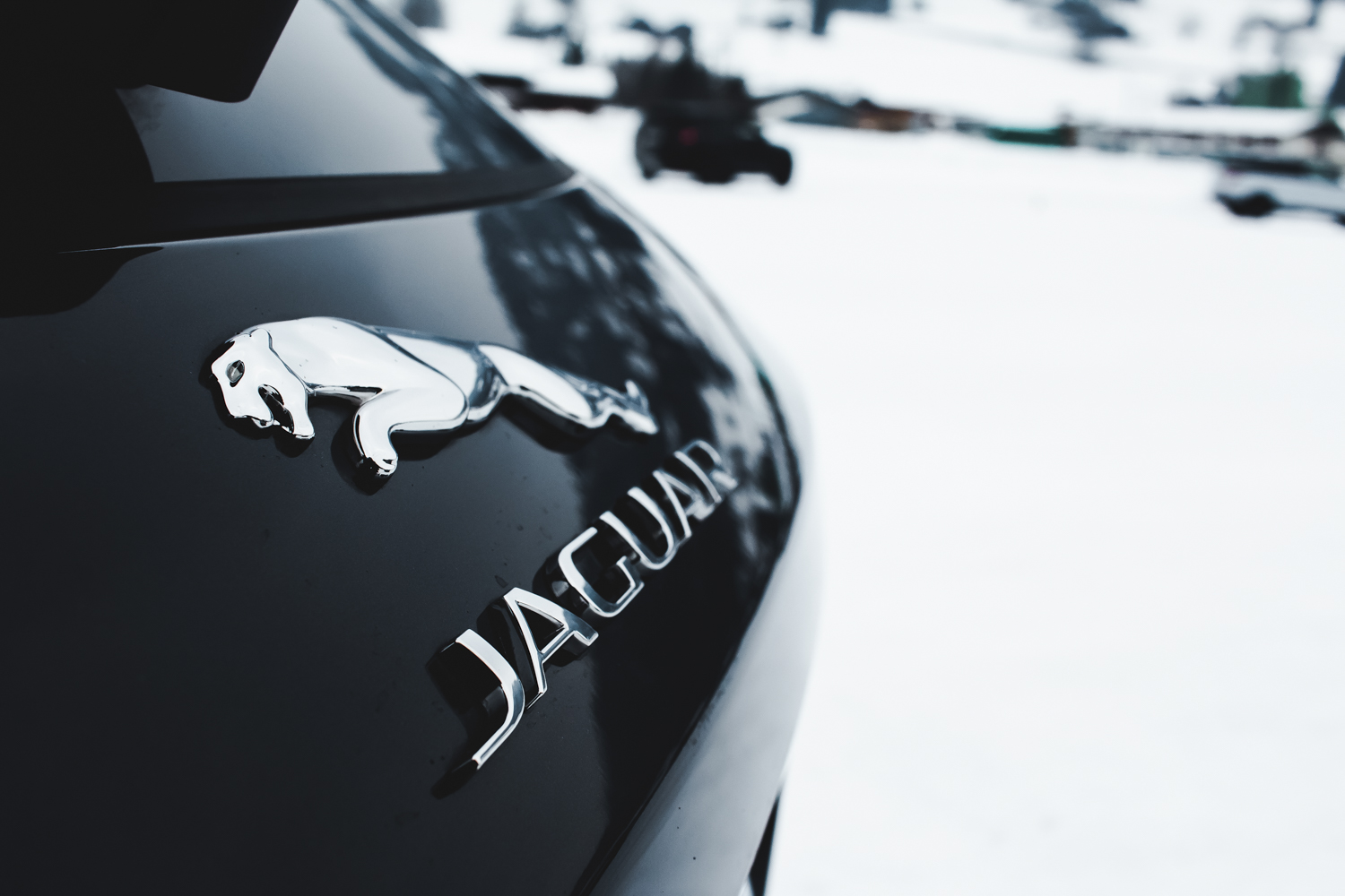 Die Jaguar Land Rover Ice Driving Experience in Gstaad 23