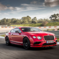 Launching The New Bentley Continental Supersports