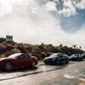 Qualmende Reifen in der kalifornischen Wüste: <br>Der Michelin Pilot Sport 4 S
