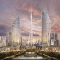 The Future Highest Building in the World: The Tower in Dubai