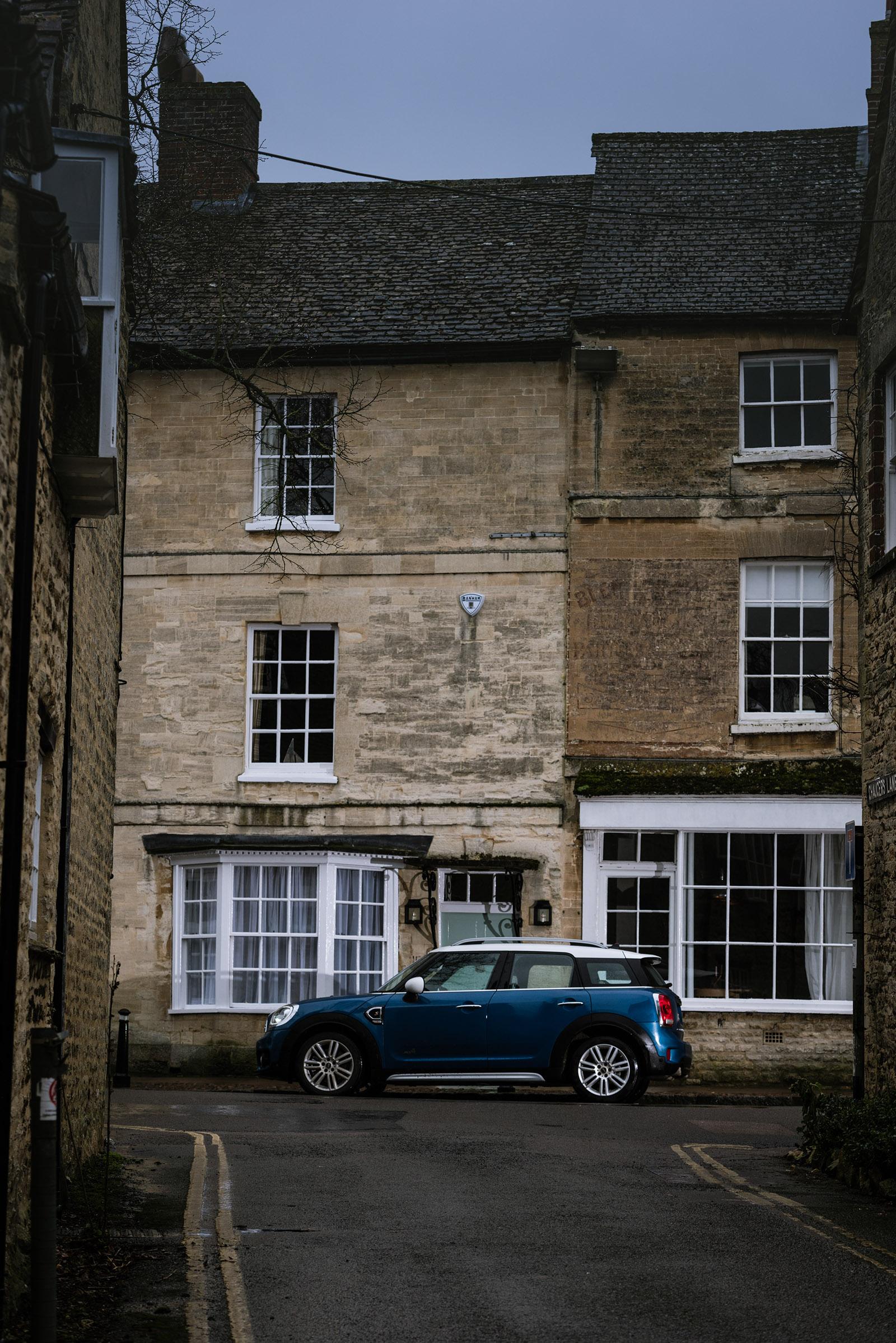 Picknick in Oxfordshire: Unterwegs mit dem neuen MINI Countryman 4