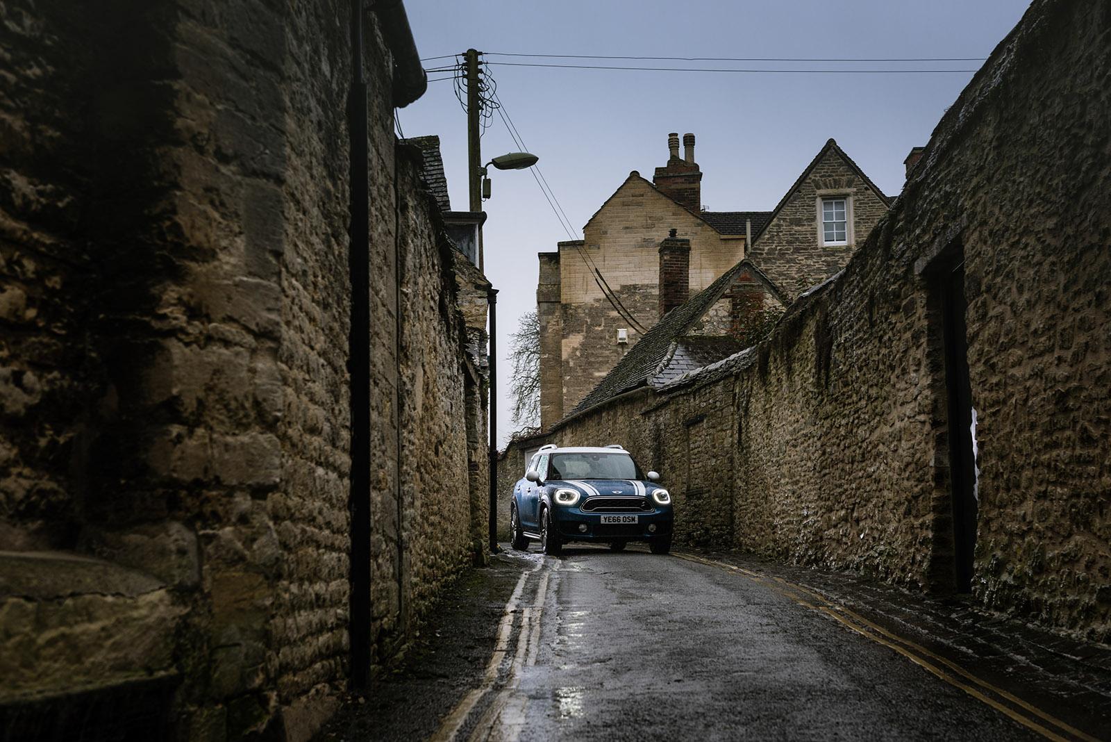 Picknick in Oxfordshire: Unterwegs mit dem neuen MINI Countryman 5