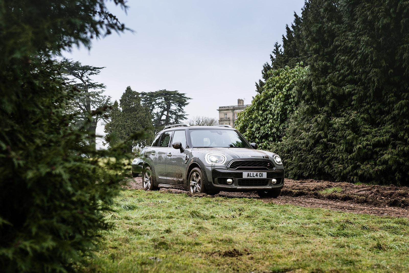 Picknick in Oxfordshire: Unterwegs mit dem neuen MINI Countryman 6