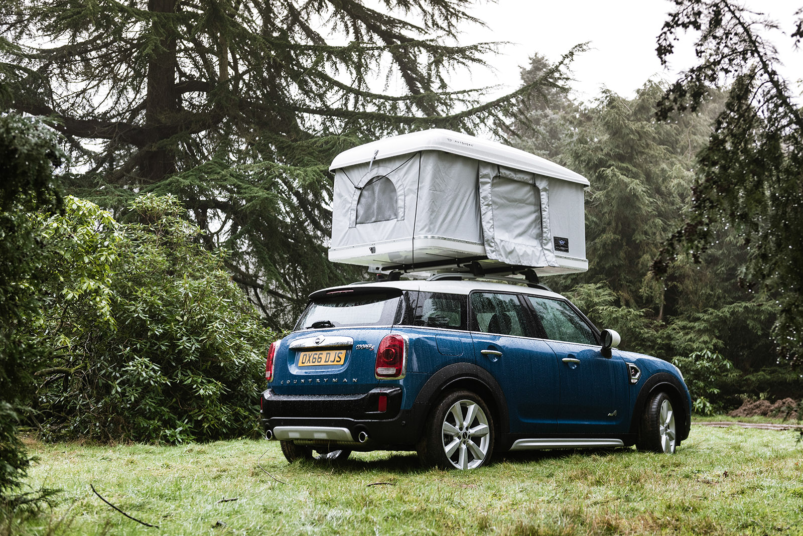 Picknick in Oxfordshire: Unterwegs mit dem neuen MINI Countryman 1