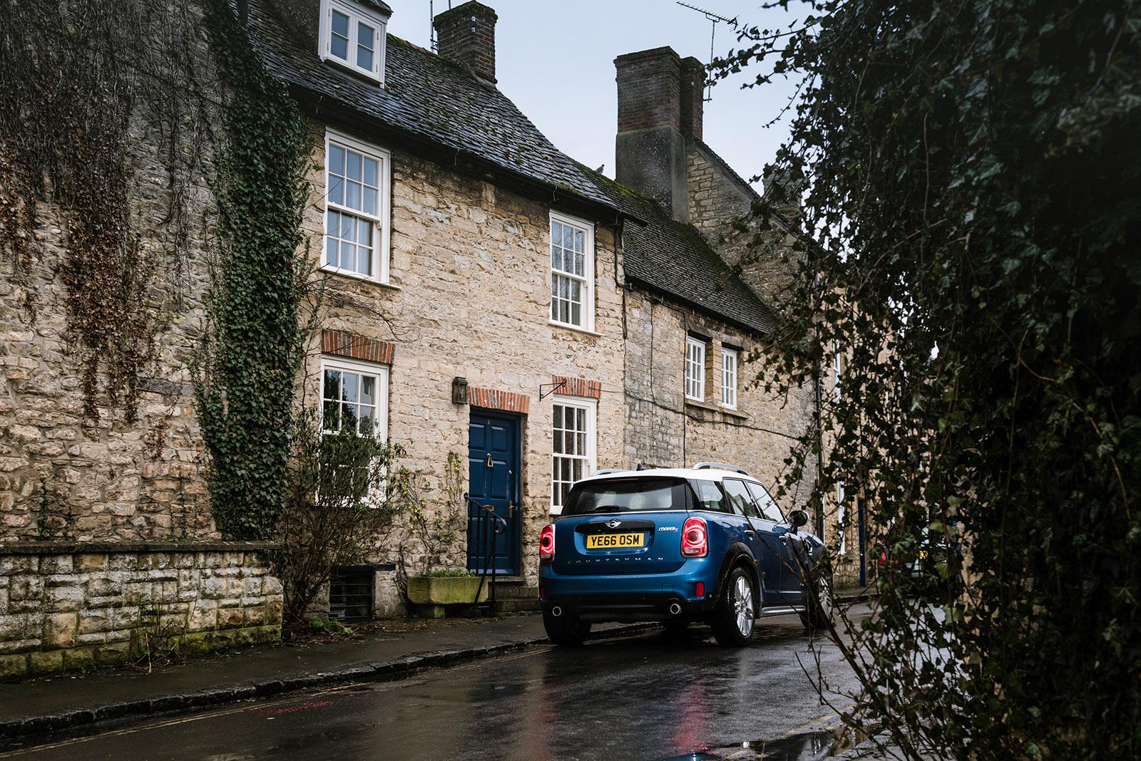 Picknick in Oxfordshire: Unterwegs mit dem neuen MINI Countryman 2