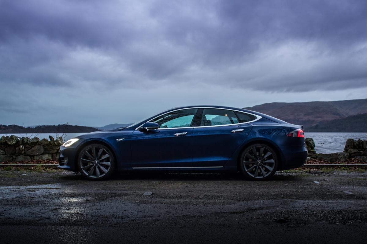 Electric Roadtrip In The Tesla 90D 3