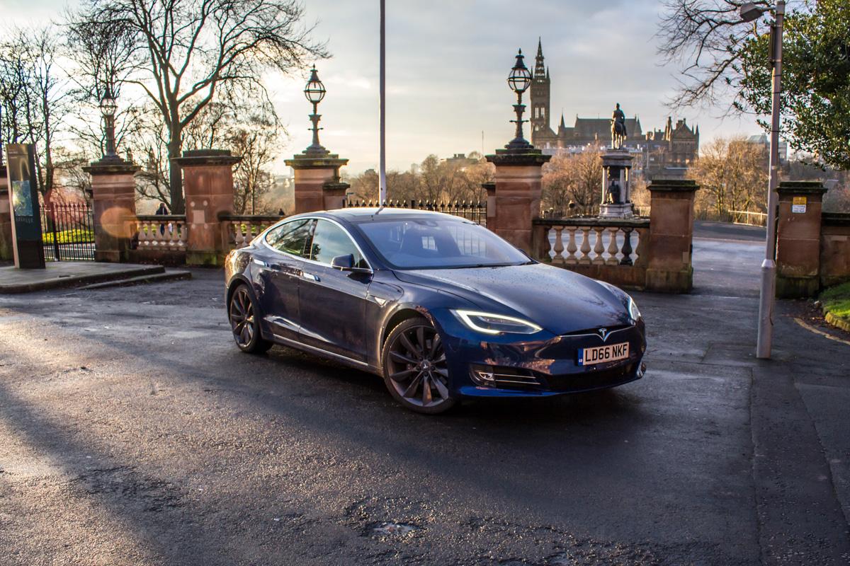 Electric Roadtrip In The Tesla 90D 2