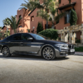 Gibraltar To London In The New BMW 5 Series