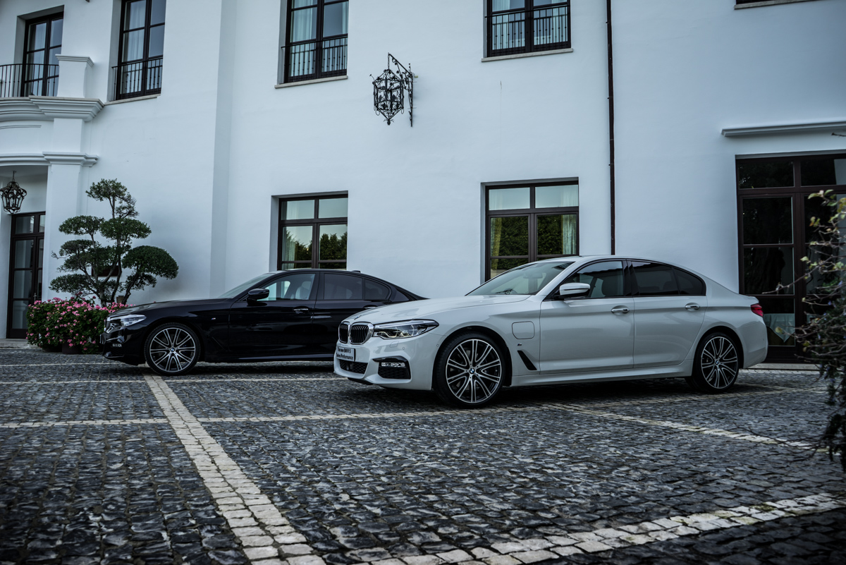 Gibraltar To London In The New BMW 5 Series 22
