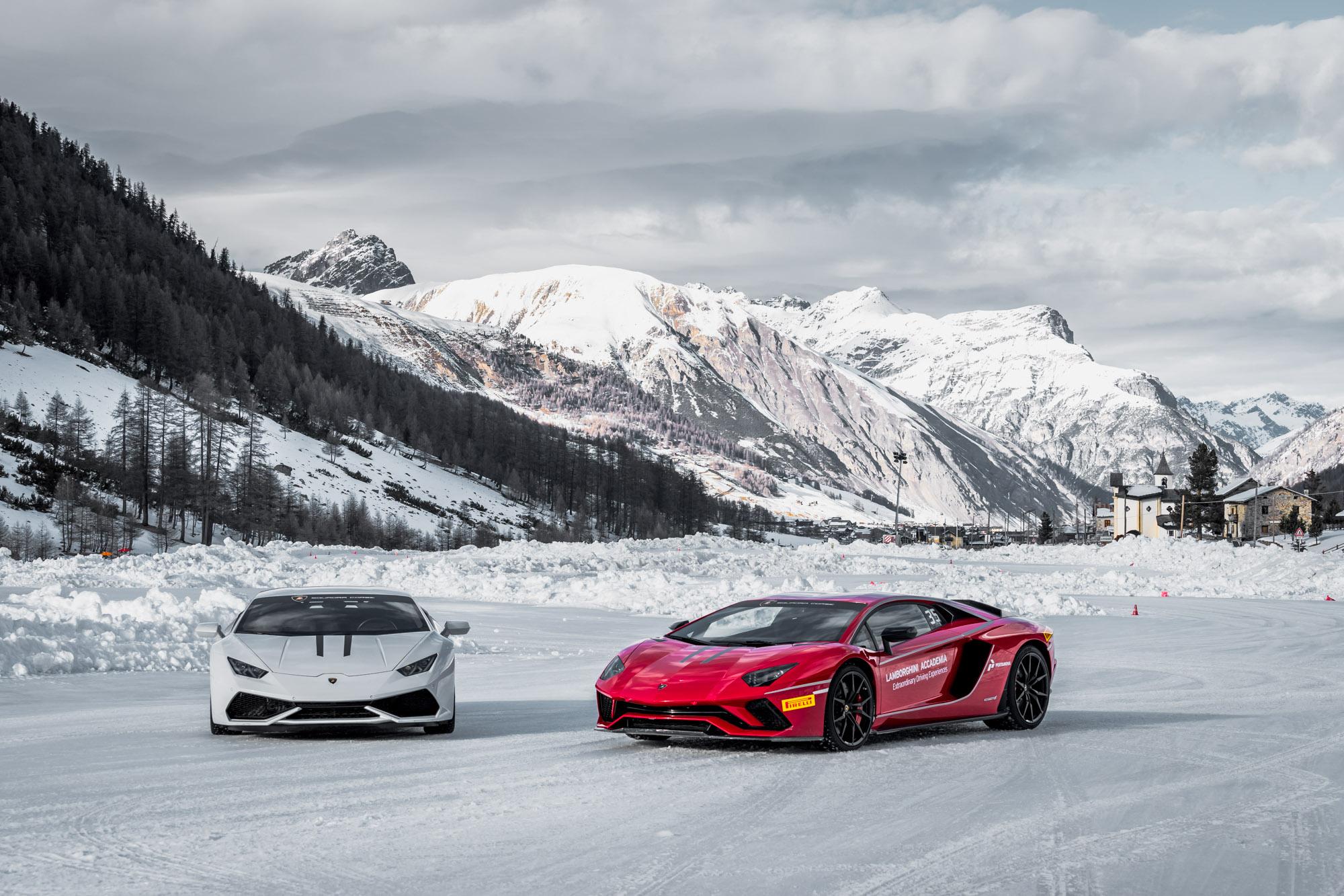 Lamborghini Winter Accademia 03