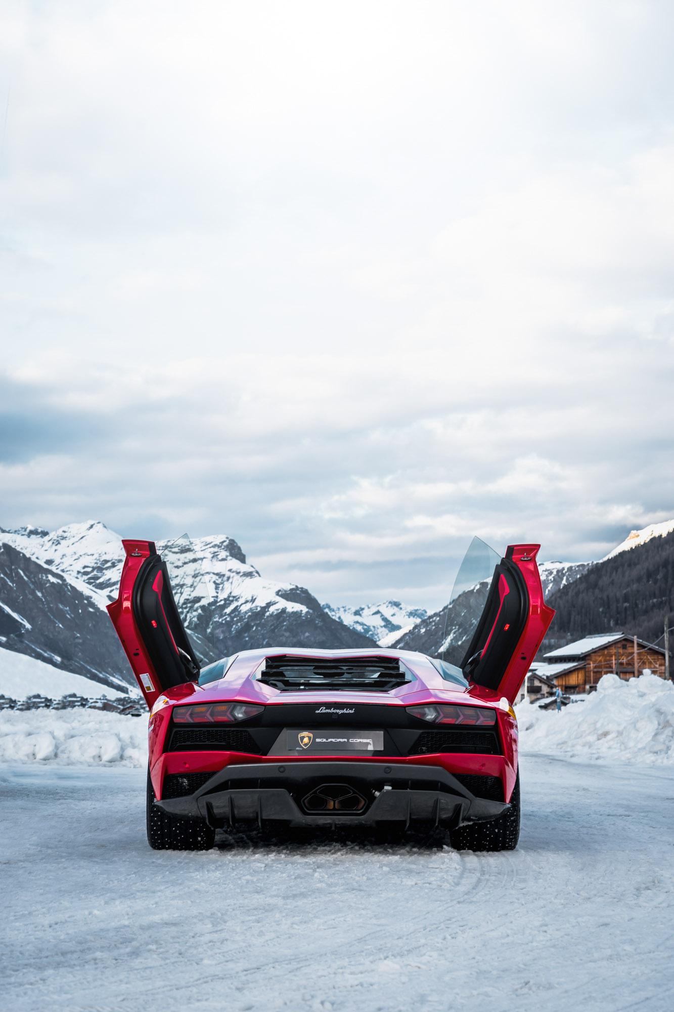 Lamborghini Winter Accademia 06