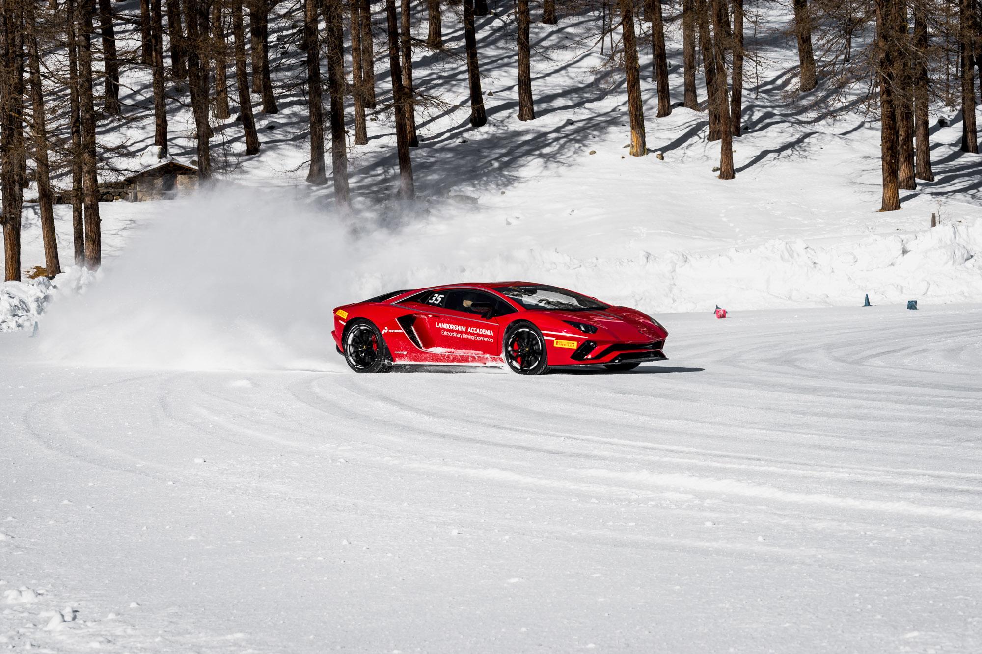 Lamborghini Winter Accademia 07