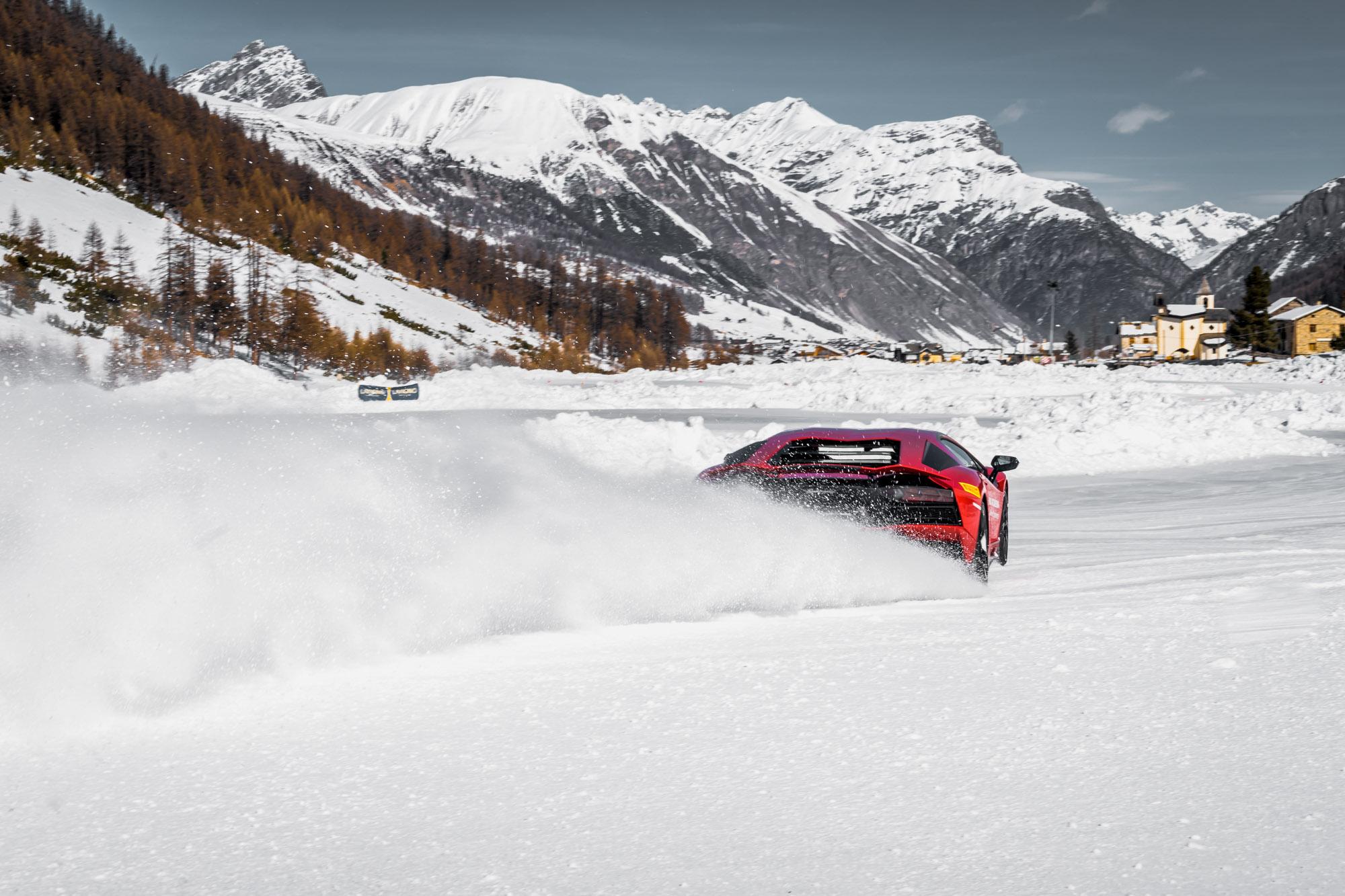 Lamborghini Winter Accademia 09