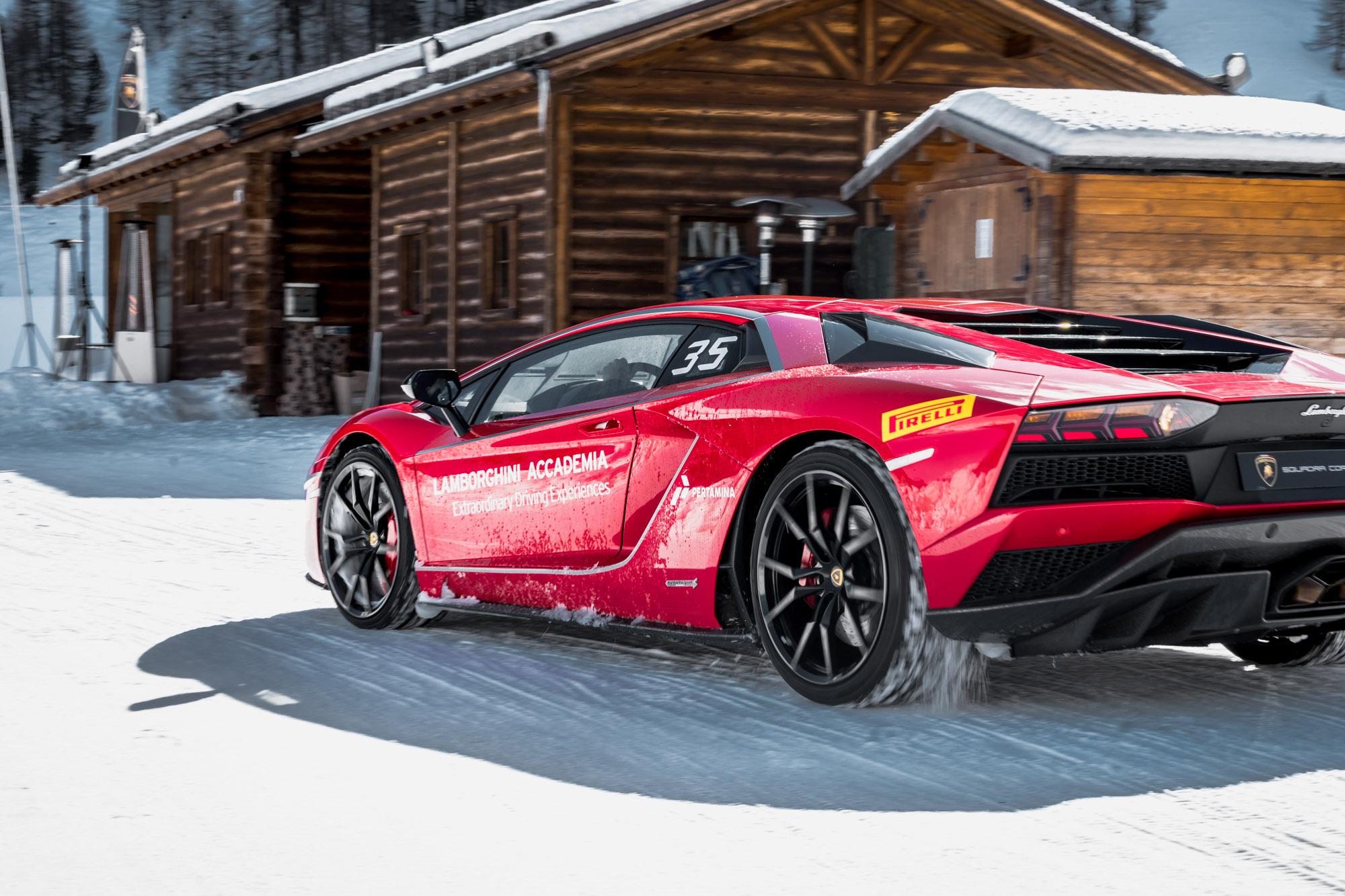 Lamborghini Winter Accademia 12