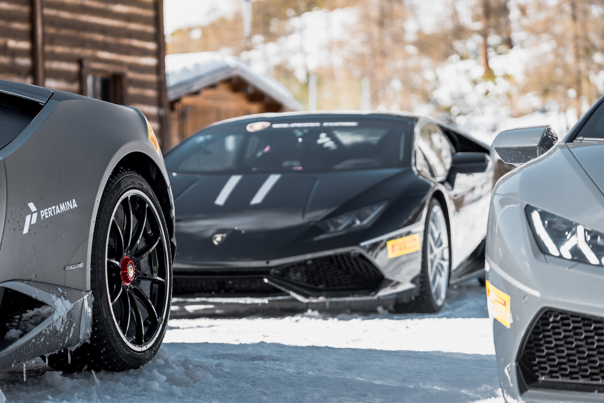Lamborghini Winter Accademia 13