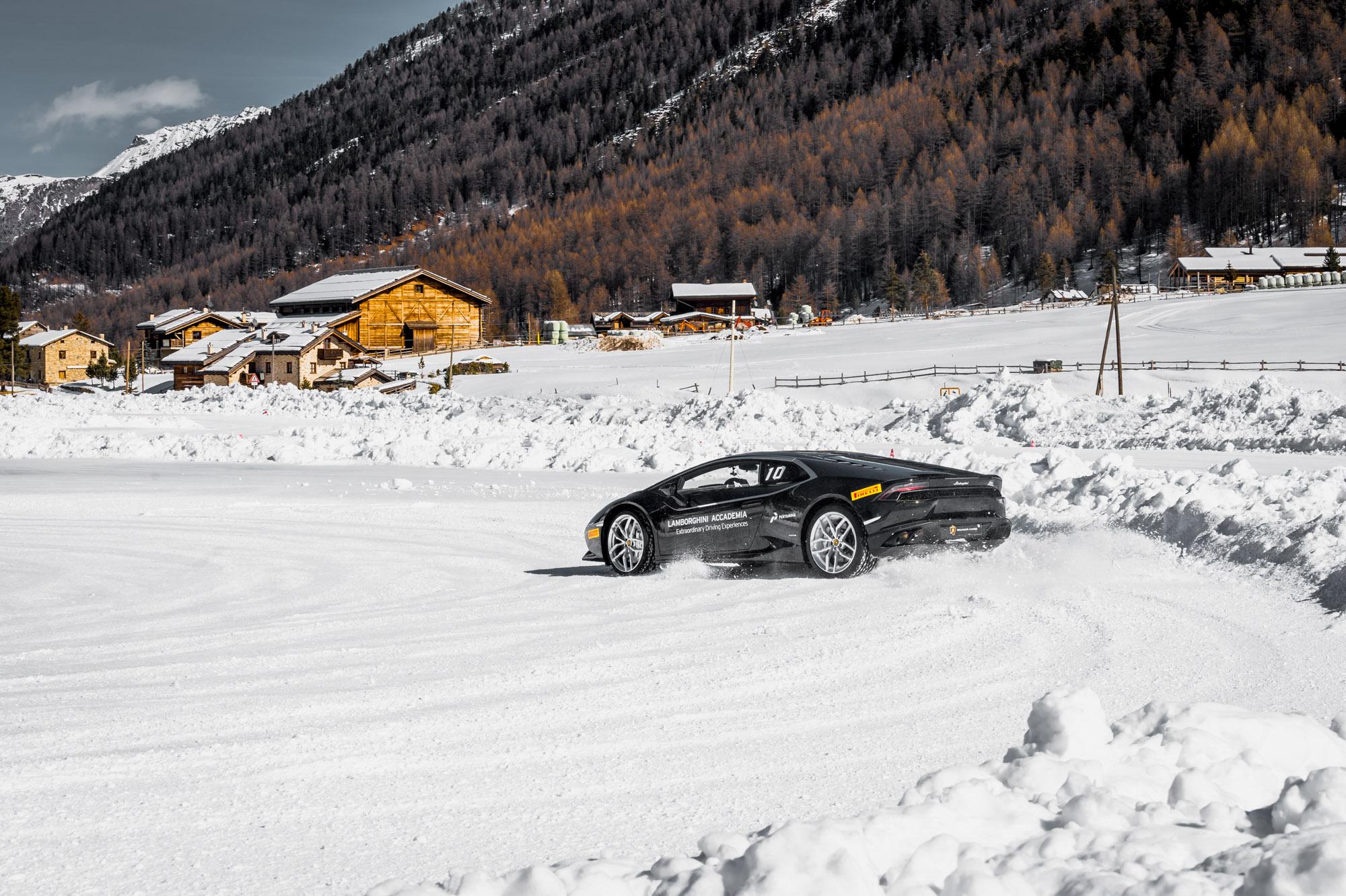 Lamborghini Winter Accademia 14