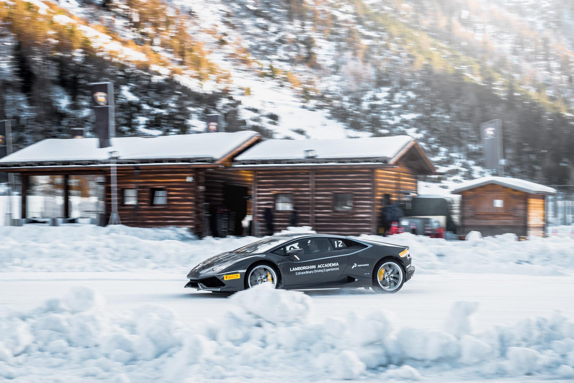 Lamborghini Winter Accademia 15