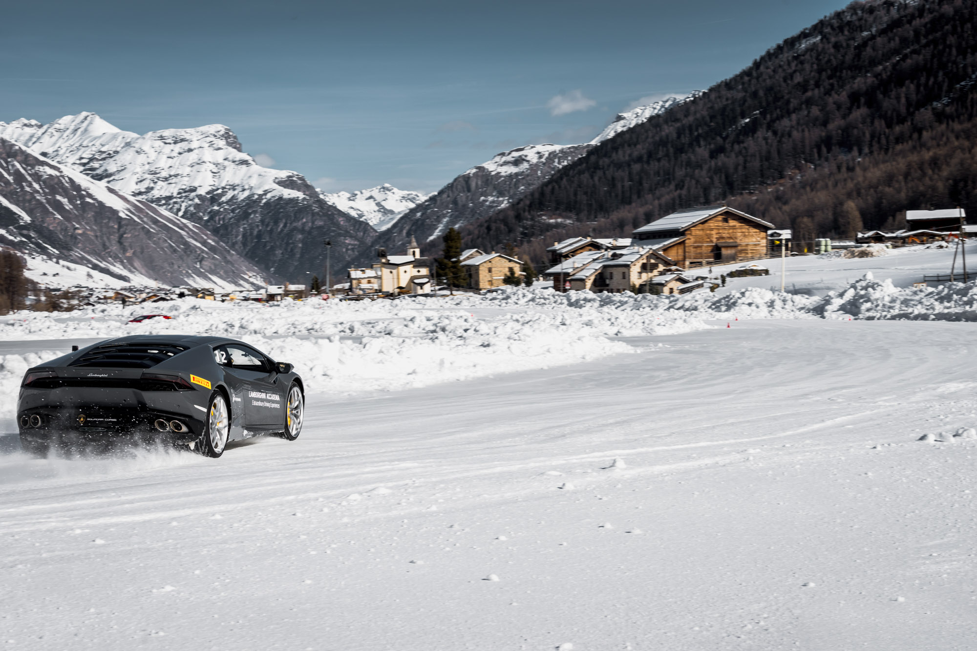 Lamborghini Winter Accademia 16